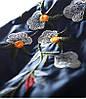 Стильная рубашка с вышивкой (в расцветках 42-46), фото 7