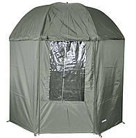 Зонт-палатка 2.5 м (Китай), окно ПВХ