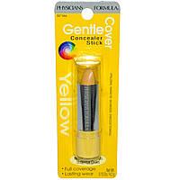 Physician's Formula, Inc., Карандаш-консилер, деликатное покрытие, желтый, 0,15 унции (4,2 г)