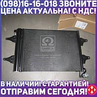 ⭐⭐⭐⭐⭐ Конденсатор кондиционера ШКОДА FABIA 99-, ФОЛЬКСВАГЕН POLO 01- (TEMPEST)  TP.1594628