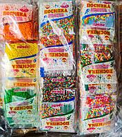 Посыпка декоративная кондитерская 20 пакетов 30 гр Украина