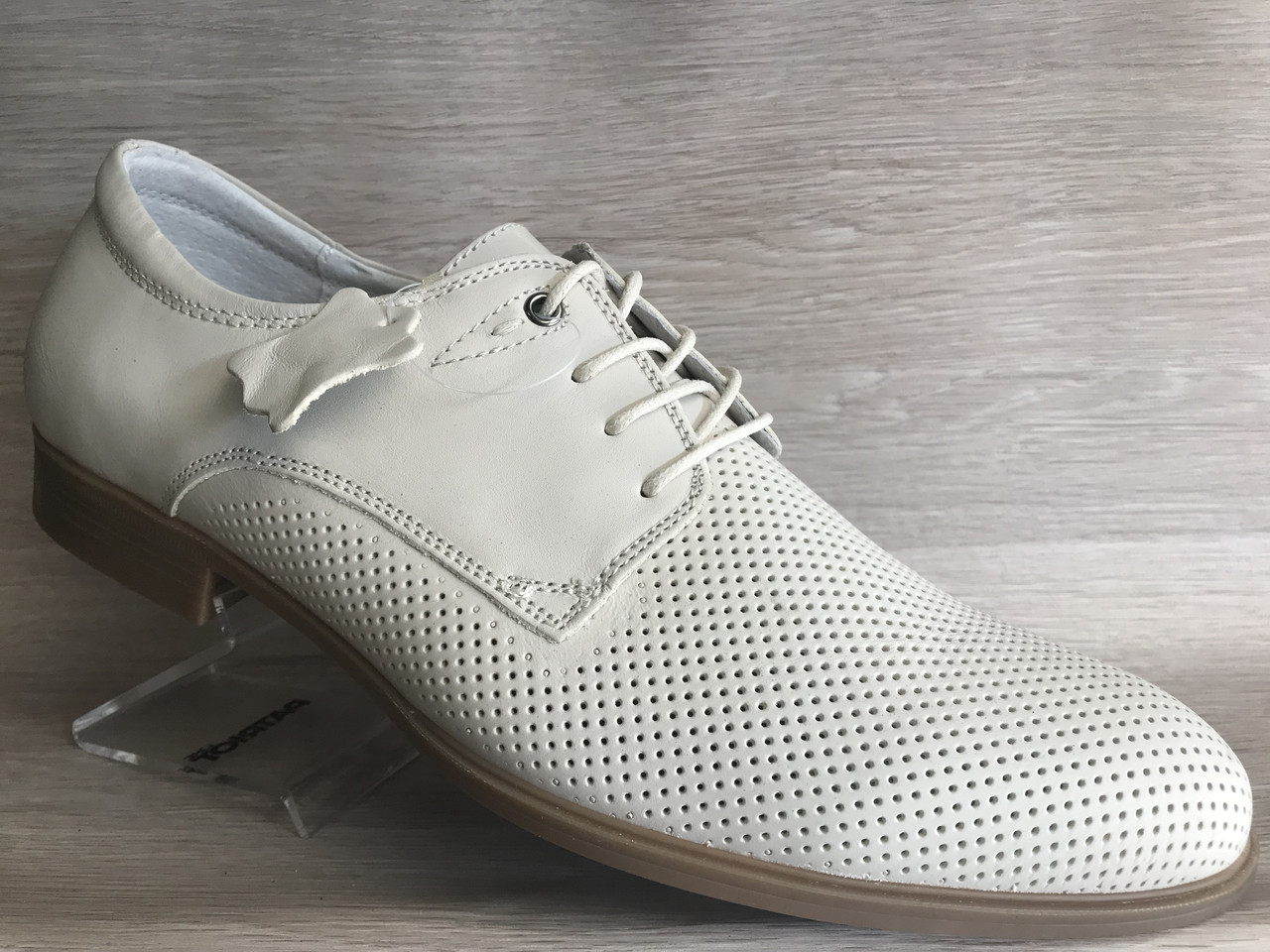 6b7ebaa86 Мужские кожаные летние туфли, перфорация: продажа, цена в Днепре ...