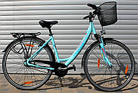 Велосипед дамский Pegasus Piazza Wave