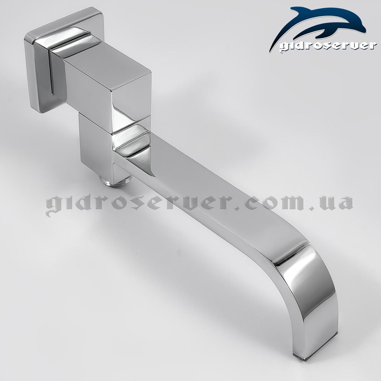 Виливши (гусак) для душової системи прихованого монтажу IL-03.