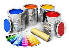 Лакокрасочные материалы для декорирования