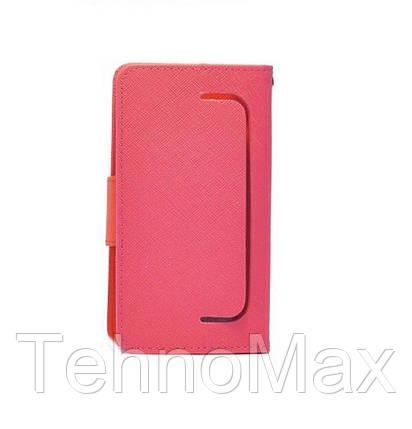 Чехол книжка Goospery для Xiaomi Redmi Note 4X + наушники Apple iPhone (в комплекте). Подарок!!!, фото 2