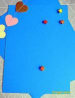 Бумага для пастели светло синяя, Tiziano A4 (21*29,7см), №18 adriatic, 160г/м2, среднее зерно, Fabri