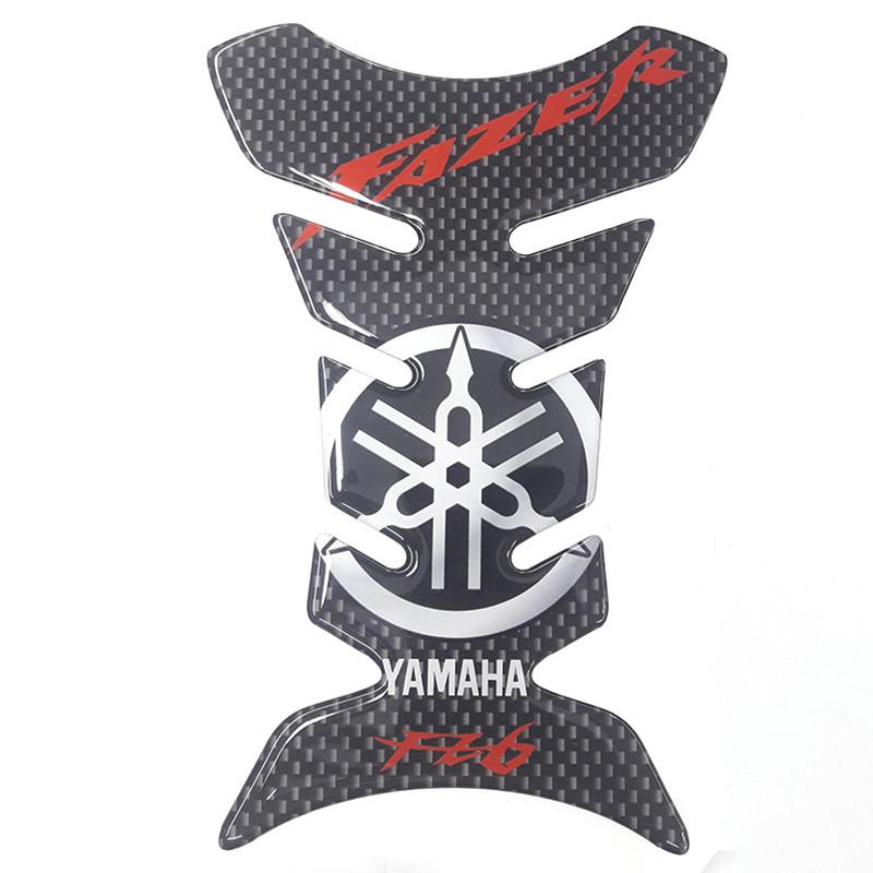 Наклейка на бак NB-1 Yamaha Fazer VIP качество