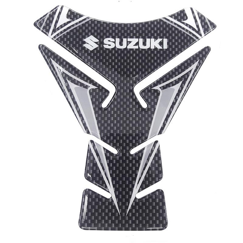 Наклейка на бак NB-9 Suzuki Gray VIP якість