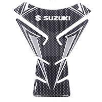 Наклейка на бак NB-9 Suzuki Gray VIP якість, фото 1