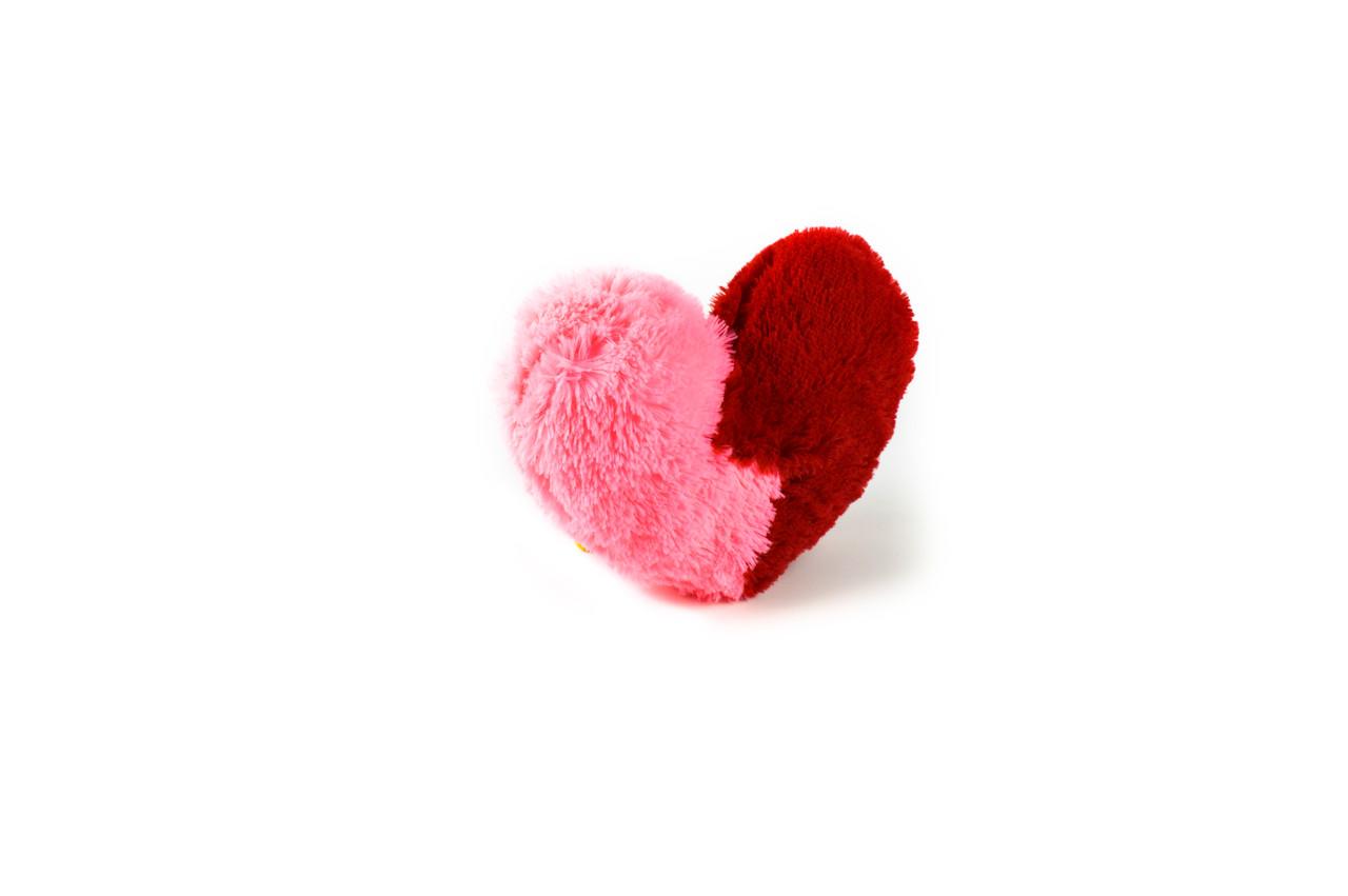 М'яка іграшка Серце Блискавка