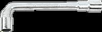 Ключ файковый Г-образный 19 x 205 мм 35D173 Topex, фото 1