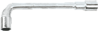 Ключ файковый Г-образный 12 x 140 мм 35D166 Topex