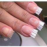 Скловолокно - fiber glass для нарощування нігтів., фото 3