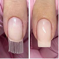 Стекловолокно - fiber glass  для наращивания ногтей., фото 1