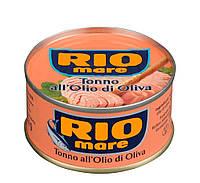 Тунец в оливковом масле Rio Mare 80g