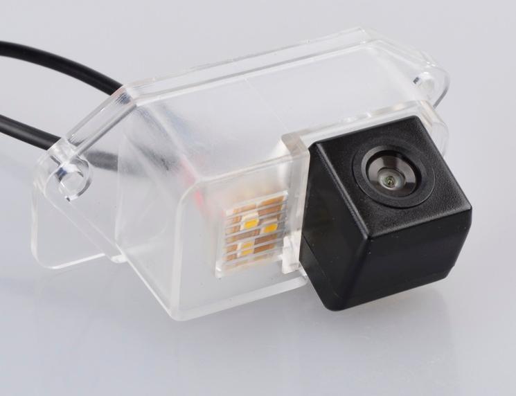 Камера заднего вида  Mitsubishi Lancer X