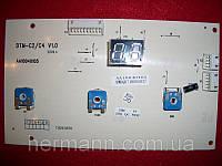 Плата индикации большая Zoom Boiler Master AA10040105 HMDQK718005037 DTM-C2/C4 V1.0 7.820.5670