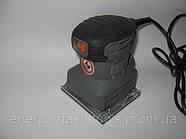 Шлифмашинка вибрационная 300 Вт Энергомаш ПШМ-8030 С, фото 2