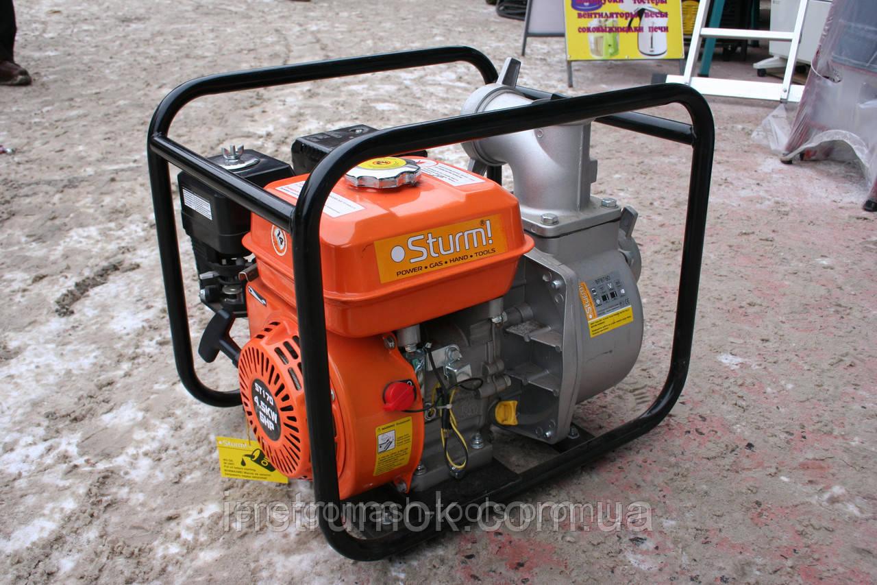 Бензомотопомпа  Sturm BP8760 (60 м3/час)