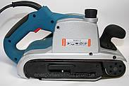 Ленточная шлифмашинка ПРОФ. 1200 Вт Sturm BS 8512, фото 2