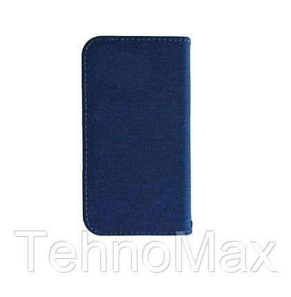 Чехол книжка Goospery для Sony XPERIA C4 DUAL + наушники Apple iPhone (в комплекте). Подарок!!!, фото 2