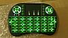 Клавиатура+мышка led
