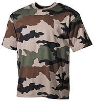 Армейская футболка France кам. CCE, 100 % cotton