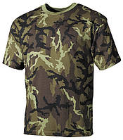 Армейская футболка CZ кам. M95, 100 % cotton