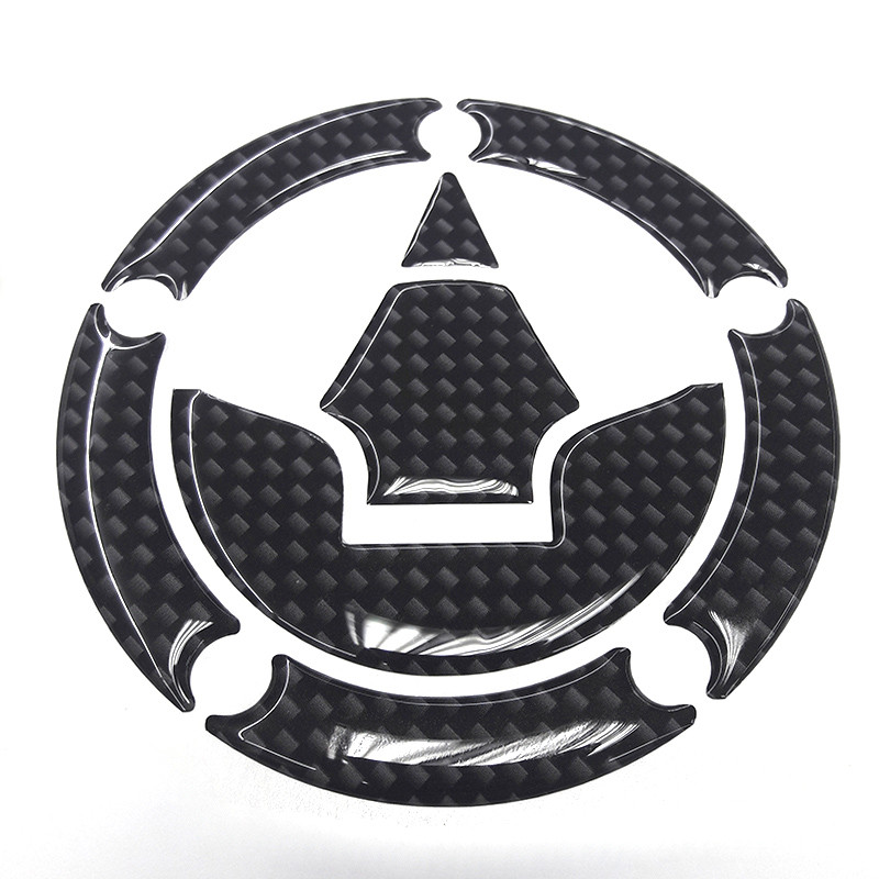 Наклейка на крышку бака Kawasaki-02 VIP качество