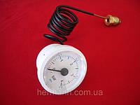 Манометр китайских котлов Zoom Boilers 18/24 кВт