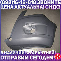 ⭐⭐⭐⭐⭐ Панель переднего бампера левая с противотуманными фарами ГАЗель Next ГАЗ(А21R23-2803019-10) (производство  Г  А21R23-2803019-10