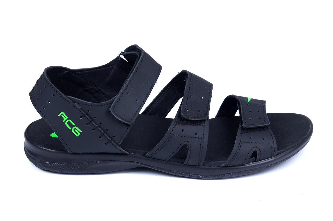 fe8e31a8 Мужские Сандали Nike Из Натуральной Кожи (реплика) 41 — в Категории ...