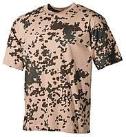 Армейская футболка BW кам. tropentarn, 100 % cotton, фото 1