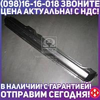 ⭐⭐⭐⭐⭐ Порог правый (1118) (Тольятти) белый (про-во Экрис)