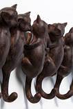 Вешалка с котами, фото 4