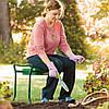 Садовая скамейка-подставка для колен.