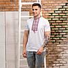 Чоловіча вишита футболка з орнаментом, фото 4
