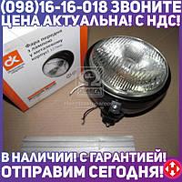 ⭐⭐⭐⭐⭐ Фара МТЗ,ЮМЗ передняя с лампочкой в металлический корпусе 127 мм (Дорожная Карта)  ФГ-305М-5