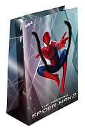 Подарочный пакет,26*32см Spider-Man(Спайдермен)SM14-266K