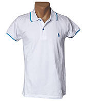 Мужская футболка поло - №5035