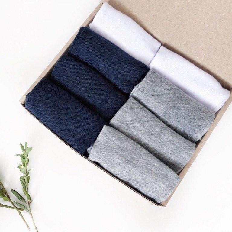 Набор мужских демисезонных носков № 9 Арт. 4167