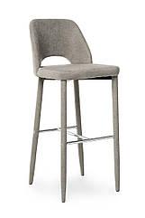 Барный стул Vetro Mebel В-130 Серый