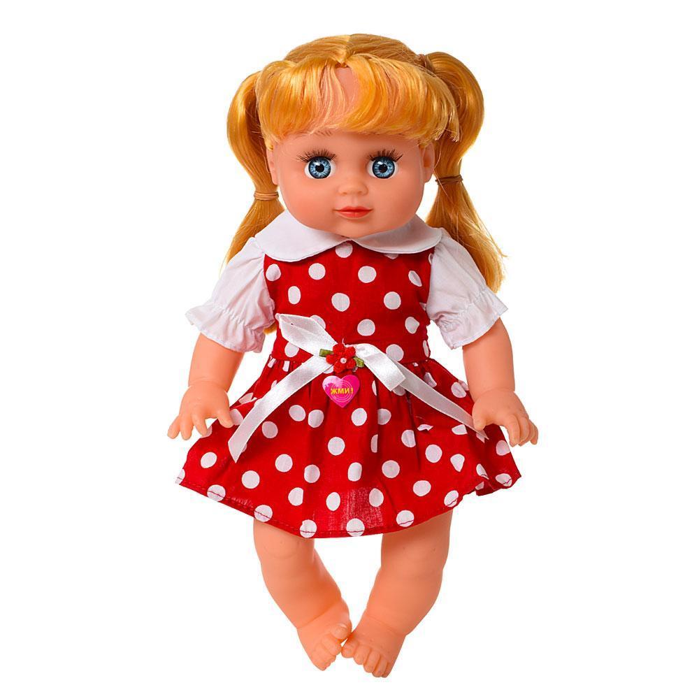 Кукла  Оксаночка  в рюкзачке 5500-03-06-21