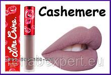 Lime Crime Lipstick Velvetines Cashmere - Soft Greige