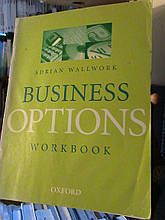 Business Options Work Book