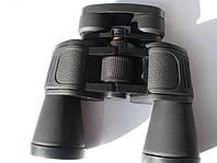 Бинокль с 20-тикратным увеличением по супер-цене Bushnell 20х50, BSH, объёмное изображение с отличной яркостью