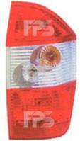 Фонарь задний Chery Tiggo (T11) 05-12 левый на крыле 1501 F1-P Код:883690776