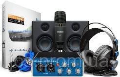 Студийный комплект PreSonus AudioBox Studio Ultimate Bundle