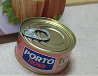 Тунец в оливковом масле Tonno Porto Rose 160g